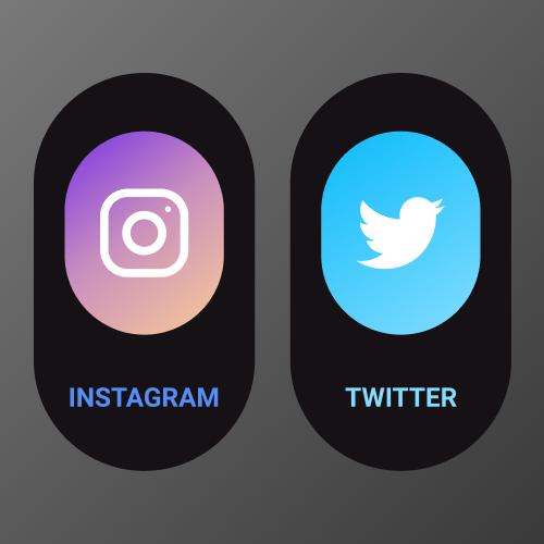 Social Buttons - 1.0.1